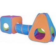 Ansamblu corturi de joaca copii 3ani - 8 ani Novox