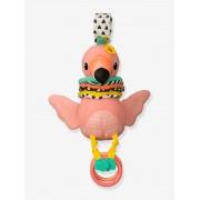 INFANTINO Brinquedo musical, Flamingo, INFANTINO rosa medio liso com motivo