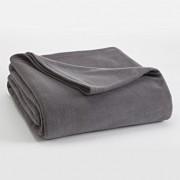 Одеяло от полар,сиво,150 х 200 см Casada