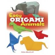 Easy Origami Animals, Paperback