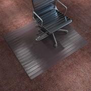 vidaXL Podloga za Stolicu/Zaštita za Pod Bambus Smeđa 90x120 cm