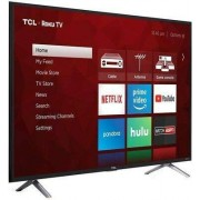 TCL Pantalla 43 LED Smart ROKU TV,(43S305_ENB) 1080p (Renewed)