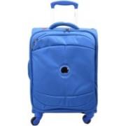 Delsey U-Lite Cabin Luggage - 18 inch(Blue)