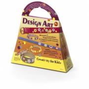 Set Creativity Bratari Si Benzi Design Art Faber-Castell