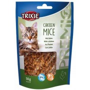 Kattgodis premio chicken mice