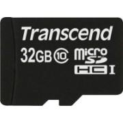 Transcend Premium 32 GB MicroSD Card Class 10 30 MB/S Memory Card
