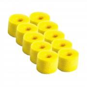 Shure EAYLF1-10 Inserciones de espuma para todos los modelos SE, SCL3, SCL4