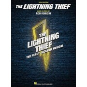 The Lightning Thief: The Percy Jackson Musical - Vocal Selections, Paperback/Rob Rokicki