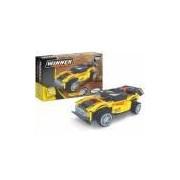 Bloco De Encaixe Winner Amarelo Controle Remoto 188pc Xalingo