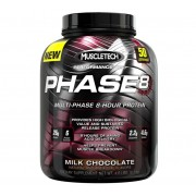 MuscleTech Performance Series Phase 8 - 2.1kg - Chocolate con leche
