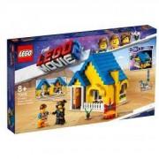 Конструктор Лего Филмът 2 - Къща-мечта/ракета за бягство на Емет - LEGO Movie 2, 70831