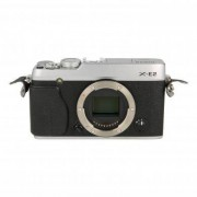 Fujifilm X-E2 argent