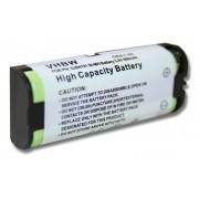 Batterie NI-MH 800mAh 2.4V pour PANASONIC Murafone KXFG2451, KX-FG2451 etc. Remplace CPH-508,86420,HHR-P105,HHR P105A/1B, TYPE 31,BT-1009,BBTG0658001