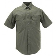 5.11 Tactical Taclite Pro Short Sleeve Shirt (Färg: TDU Green, Storlek: L)
