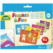 Set Sabloane Si Figurine 65750 Lena
