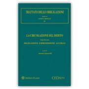 Trattato delle obbligazioni - Vol. IV: La circolazione del debito - Tomo II: Delegazione, espromissione, accollo, Iannarelli, Cedam, 2016, Libri, Obbl