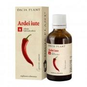 Tinctura de Ardei Iute, Dacia Plant,50ml