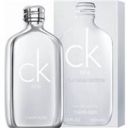 Calvin Klein CK One Platinum - Eau de toilette 100 ml