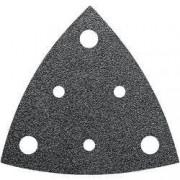 Fein Brusný papír pro delta brusky Fein 63717238010 na suchý zip, s otvory, Zrnitost 80, 35 ks