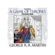 Carte de colorat pentru adulti Game of Thrones
