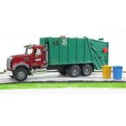 BRUDER 02812 MACK Granit Mașină de gunoi