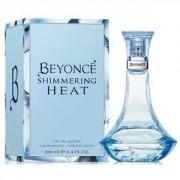 Beyonce shimmering heat 100 ml eau de parfum edp profumo donna