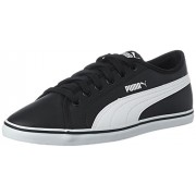 Puma Unisex's Elsu V2 Sl Puma Black-Puma White Formal Shoes - 7 UK/India (40.5 EU) (36175511)