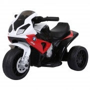 HOMCOM Electric Kids Ride on Motorcycle BMW Liscensed w/ Headlights Music Play Bike 6V