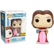 Funko Pop Belle Diamond Hot Topic Beauty And The Beast