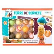 Multikids Creative Fun Torre de Sorvete - BR645 BR645