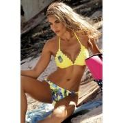 Sutien costum de baie Barbados Yellow