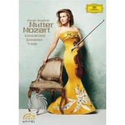 Video Delta Anne-Sophie Mutter - MOZART - MUTTER - CONCERTI,SONATE,TRII - DVD