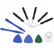 11 In 1 Mobile Phone Opening Pry Repair Tool Kit Screwdrivers Disassembly for iPhone 5 5S 6 6S 7 7S