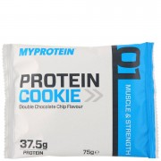 Myprotein Biscotto Cookie Proteico (Campione) - 75g - Foglio - Doppio cioccolato