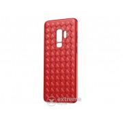Husa cauciuc / silicon Baseus BV pentru telefon Samsung Galaxy S9 (SM-G960), rosu
