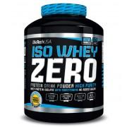 Biotech Iso Whey Zero vanília 2270g