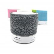 Altavoces Bluetooth portátiles inalámbrico LED Mini Soundbar música Audio TF FM luz estéreo son LAN
