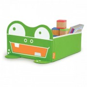 Pkolino Mess Eaters: Under the Bed Storage - Green