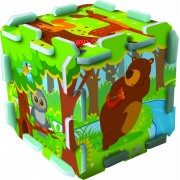 Puzzle din spuma Forest Fun 8 piese