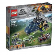 Lego Brand Lego 75928 Jurassic World Blue'S Helicopter Pursuit Buil...