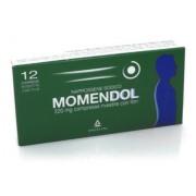 Angelini Spa Momendol 220 12 Compresse Rivestite 220 Mg