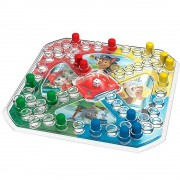 Joc de societate pentru copii - Joc cu zaruri si memory game Patrula Catelusilor
