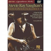 Hal Leonard - S. R. Vaughan's Greatest Hits Guitar Signature Licks, DVD