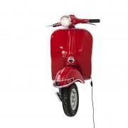 Kare Design Wandlamp Scooter Rood