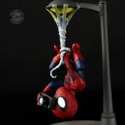 Marvel Comics Q-Fig Figur - Spider-Man Spider Cam (14cm)