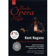 Video Delta BERLIN OPERA NIGHT - DVD