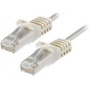 Patch kabel S/FTP 2m, Cat 6A, Bakar, Transmedia TI27-2WL, bijela