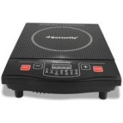 Butterfly Rhino Induction Cooktop(Black, Push Button)
