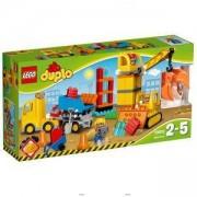Конструктор ЛЕГО ДУПЛО - Голям строеж, LEGO DUPLO 10813
