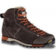 Dolomite Shoe M's 54 Hike GTX dark brown/red (1137) 9